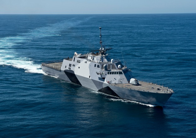 LCS 1 USS Freedom
